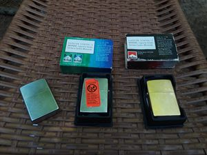 Zippo collection for Sale in Summerville, SC