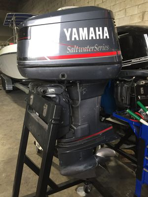 "1997 Yamaha 115 hp Two Stroke Outboard Motor 20"" Short Shaft! Low Hours! for Sale in Miami, FL"