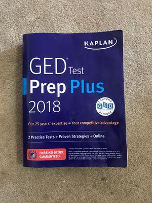 Kaplan Ged test prep plus for Sale in Lodi, CA
