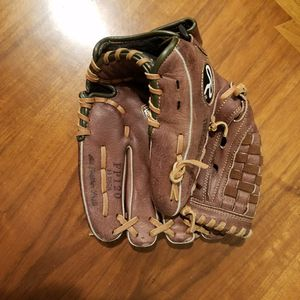 Rawlings Softball Glove FP120 12 Inch All Leather Shell for Sale in Chevy Chase, MD