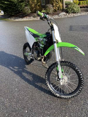 2016 Kawasaki kx 100 for Sale in Mount Vernon, WA