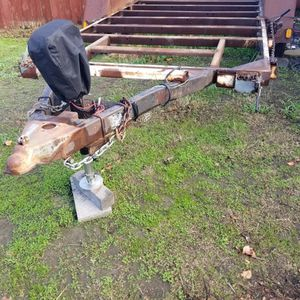 Car Trailer W/ electric Tongue Jack for Sale in Antioch, CA