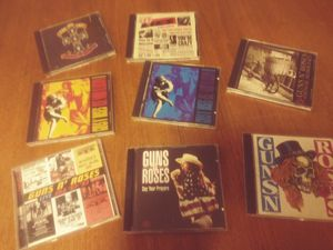 Guns n Roses CD collection for Sale in Tarpon Springs, FL