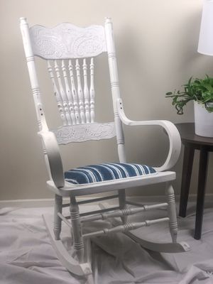 Refinished Vintage Rocking Chair for Sale in Alexandria, VA