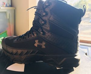 New Men's Under Armour Boots for Sale in Winchester, CA