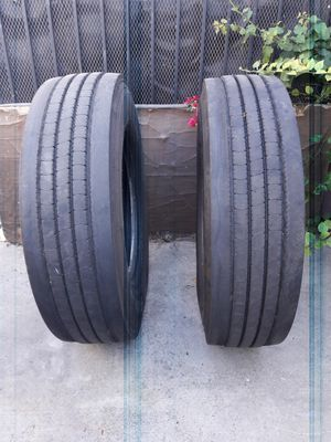 Falken 295/75R22.5 for Sale in CRYSTAL CITY, CA