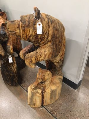 Large bear with cub for Sale in Apache Junction, AZ