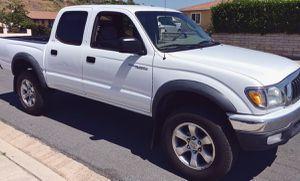 2003 Toyota Tacoma LOW MILES for Sale in Roseville, CA