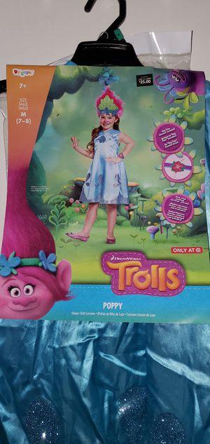 New Trolls Poppy Dress up costume for Sale in Las Vegas, NV
