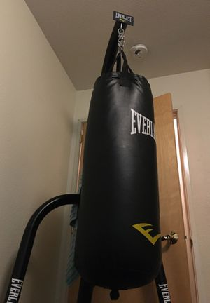 Punching bag and stand for Sale in Vancouver, WA