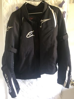 Alpine Star Air Textile Motorcycle Jacket for Sale in Austin, TX