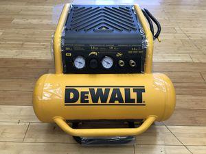 Dewalt D55146 200PSI Hand Carry Air Compressor 4-1/2 Gallon for Sale in Framingham, MA