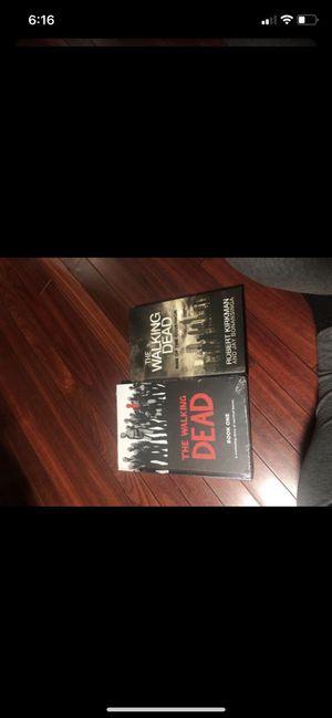 The walking dead books for Sale in Hayward, CA