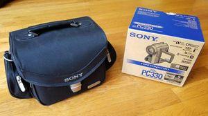 Sony DCR-PC330 NTSC HandyCam 3.0 Mega Pixels Super SteadyShot + EXTRAS-$200 for Sale in Los Angeles, CA