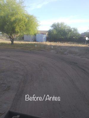 Lot cleanup - Grading for Sale in Phoenix, AZ