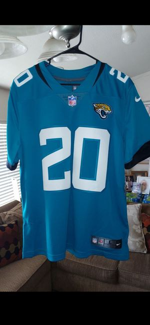 Jaguars Jersey #20 Ramsey NFL Nike size Large for Sale in Chino, CA
