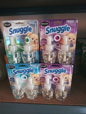 Aromas snuggle $3 each or 4/$10 for Sale in Eagle Lake, FL