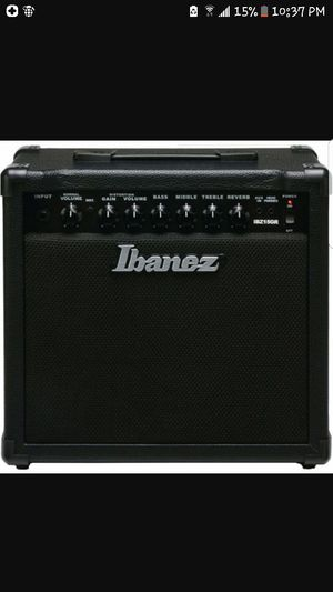 Need amplifier for electrict drum set for our churc for Sale in Woodbridge, VA