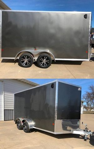 2015 Alcom Enclosed Trailer for Sale in Sioux Falls, SD
