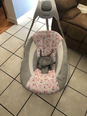Baby girl swing for Sale in Orlando, FL