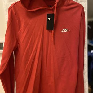 Nike T-Shirt Hoodie - Pink for Sale in Brooklyn, NY
