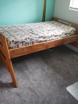 Twin bed with mattress for Sale in Lake Forest Park,  WA