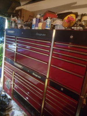 SNAP ON LIMITED EDITION (GOLD MEDAL) TOOL BOX for Sale in Atlanta, GA