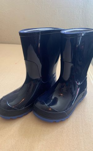Navy Blue Rain Boots for Sale in Fremont, CA