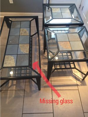 Coffee and end tables for Sale in Mount Oliver, PA