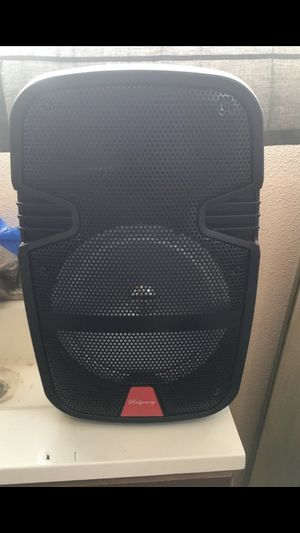 Ridgeway 8 inch portable Bluetooth speaker for Sale in Norwalk, CA