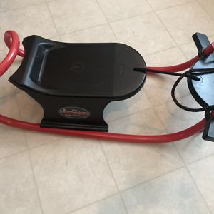Reindeer Sled Company Snow Sled $10 for Sale in Gig Harbor, WA