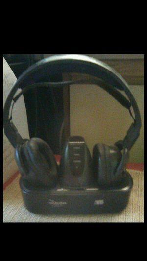 Rockerfish rocket boost wireless stereo headphones for Sale in Tucson, AZ