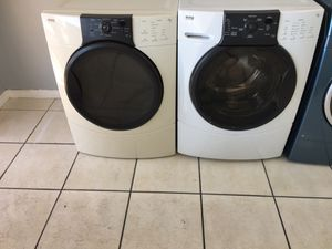 Kenmore elite front load washer and dryer for Sale in Orlando, FL