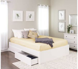 Queen bed frame (new in box) for Sale in Stockton, CA