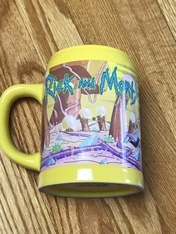 Rick and Morty Escape Beer Stein MUG New with tags for Sale in French Creek,  WV
