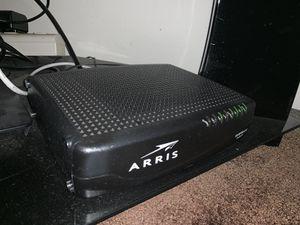 Arris surfboard modem for Sale in Fremont, CA
