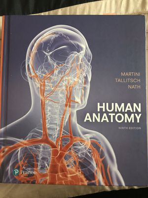 Human Anatomy - 9th Edition for Sale in Burbank, CA