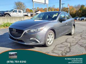 2016 Mazda Mazda3 for Sale in Leominster, MA