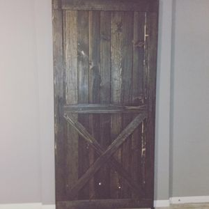 Custom made barn doors for Sale in Ontario, CA