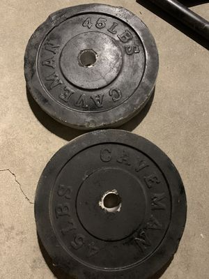 45 lb Plates for Sale in Norwalk, CA