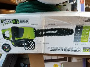 Chainsaw for Sale in TEMPLE TERR, FL