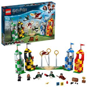 LEGO Harry Potter Quidditch Match 75956 Rare for Sale in Bensalem, PA