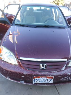 Honda civic 2002 for sale for Sale in West Valley City, UT