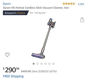Brand-new unopened dyson v8 for Sale in Lynnwood, WA