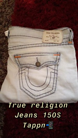 True religion jeans / size 42 for Sale in Fresno, CA