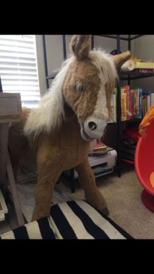 FurReal friends pony/horse/ride on horse for Sale in Fort Worth, TX
