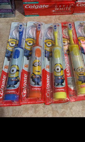 Colgate toothbrush $3 ea for Sale in Santa Ana, CA