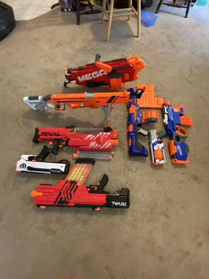 Nerf guns for Sale in Marlborough, CT