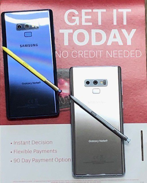 Samsung Galaxy Note 9 unlocked