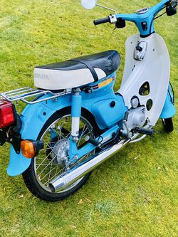 1981 Honda C70 Passport Scooter for Sale in Monroe,  WA